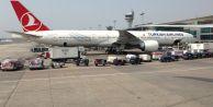 Türk Hava Yolları Uçağında Bomba Alarmı