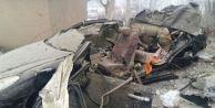 Türk Kargo Uçağı Kırgızistan'da Binaların Üzerine Düştü 32 Kişi Öldü