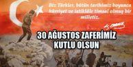 Türk Milleti kaderini böyle yazdı