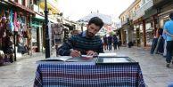 Türk öğrenciler sanatlarıyla köprü kuruyor
