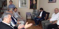 Türkiye Engelliler Konfederasyonunu ziyaret