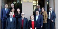 Türkiye Gazeteciler Cemiyeti Yönetim Kurulu görev dağılımı yaptı