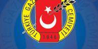 Türkiye Gazeteciler Cemiyetinin 46. Genel Kurulu 17-18 Nisanda yapılacak