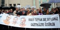 quot;Türkiye Gazeteciler Hapishanesi#039;ne dönüştüquot;