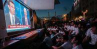 Türkiye, İmamoğlu ve Yıldırım ortak yayınını böyle izledi