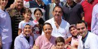 Türkiye#039;ye dönen Tatlıses ilk kez görüntülendi