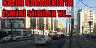 Türkiye'de bir ilk: Sultan Vahdettin Caddesi