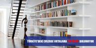 TÜRKİYE'DEKİ EVLERDE ORTALAMA 179 KİTAP BULUNUYOR