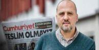 Tutuklu gazeteci Ahmet Şıka quot;Cesur Gazetecilik Ödülüquot;