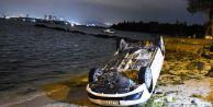 Tuzla'da yürekleri ağza getiren kaza!