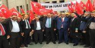 UBER#039;e karşı asker selamı