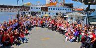 Uluslararası Gülen Çocuk Şenliği İstanbulu Fethedecek