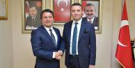 Ümit Kalko, AK Partiye üye oldu