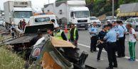 Üniversiteli Yağmur, TEM#39;de Trafik Kazasında Öldü
