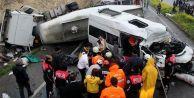 Urfa#039;da facia gibi kaza: 13 ölü