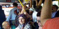 Uzmanlar Uyardı: Toplu Taşımada Yaşlılara Yer Vermeyin