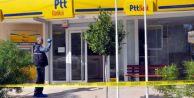 Uzun namlulu silahla PTT soygunu