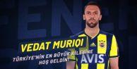 Vedat Muriç resmen Fenerbahçe#039;de