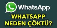 Whatsapp, Facebook ve Instagram çöktü, bakanlık açıklama yaptı