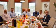 Yargıtay Cumhuriyet Başsavcısından Kalkoya Destek Ziyareti