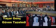 Yaşar Genç Güven Tazeledi.