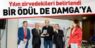Yılın en iyi haber sitesi ödülü Gazete Damga'nın