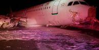 Yine uçak kazası