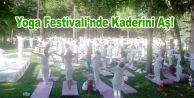 Yoga Festivali'nde Kaderini Aş!
