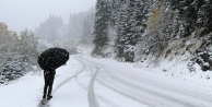 Yoğun kar yağışı nedeniyle eğitime ara verildi!