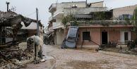 Yunanistan Sele Teslim Oldu, OHAL İlan Edildi: 14 Kişi Öldü