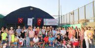 Zafer Kupası Tenis Turnuvası sonuçlandı