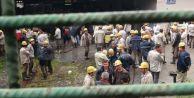 Zonguldak maden ocağında yangın