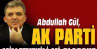 Abdullah Gül, Ak Parti milletvekili mi olacak?