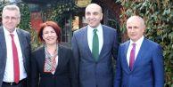Başkanlar Bakırköy'de bir araya geldi