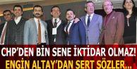 CHP'DEN İKTİDAR OLMAZ!