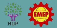 HDP ve EMEP'ten seçim açıklaması