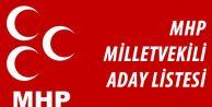 İşte MHP'nin 1 Kasım adayları