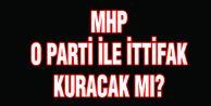 MHP o partiyle ittifak kuracak mı?