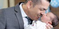 Mustafa Arkaz 4. kez baba oldu