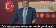 Oktay Vural Davutoğlu'nu bombaladı
