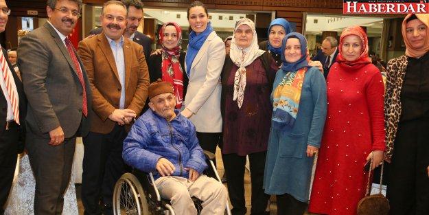 Tirit Gecesi'nde Afrin Şehitleri Dualarla Anıldı