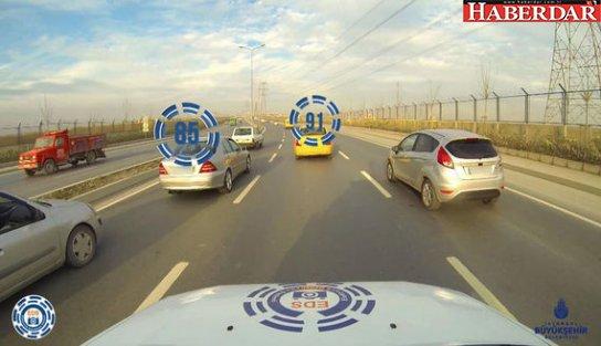 Trafik kurallarına uymayanlar yandı! Yeni dönem başladı