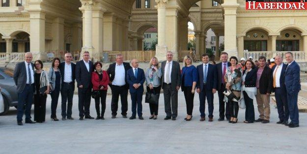 Trakya Bölgesi Belediye Başkanları Büyükçekmece'de buluştu