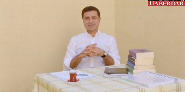 TRT, Demirtaş için Edirne Cezaevi'nde