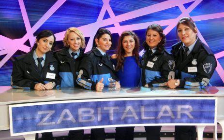 TRT'de Zabıta Show