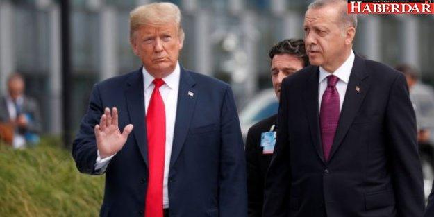 Trump'tan Erdoğan'a açık çağrı
