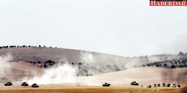 TSK: Hava harekatında 25 terörist etkisiz hale getirildi