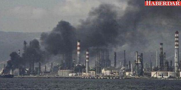 TÜPRAŞ'ta Patlama: 4 Kişi Öldü