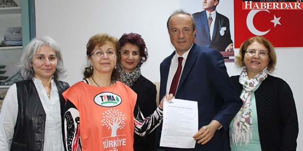Turan Hançerli'den çevre dostu belediyecilik sözü