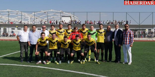 Turgay Şeren Stadyum'u sezona 'Merhaba' dedi